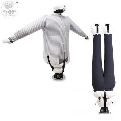 Aeolus home dry cleaning garment steam pressing machine Model SA 04 E