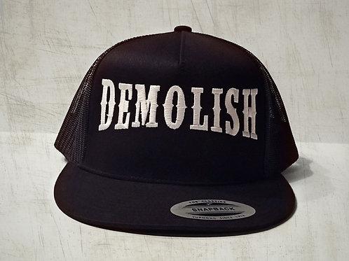 OG Demolish Mesh Snapback