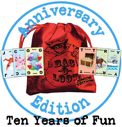 Bag-O-Loot Junior, Anniversary Edition