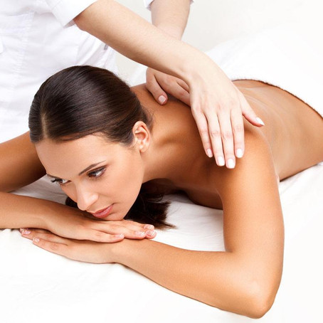 What you can get from a Massage in Dubai