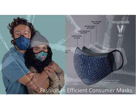 Fashion in Efficient Consumer Masks