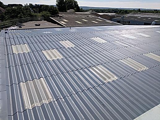 Rooflights swindon