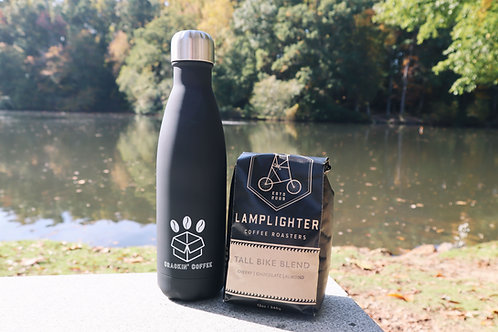 Crackin' Bottle + 1-Bag Crackin' Coffee