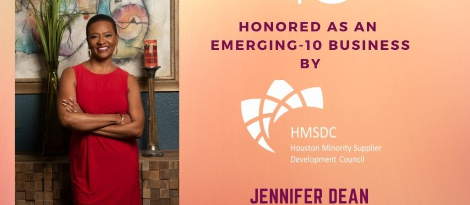 DPS Awarded Houston's Prestigious Emerging Top 10 Award & honored for Business Contributions
