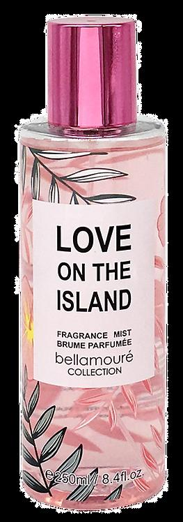 Body Mist Love On The Island