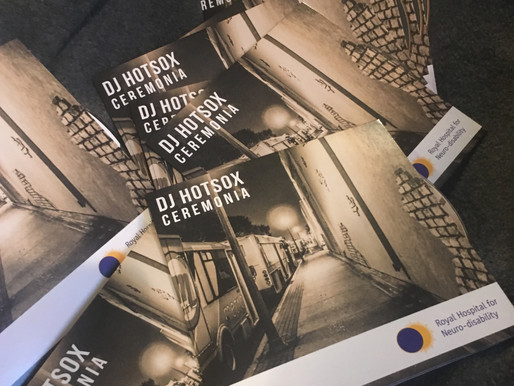 DJ HOTSOX CDs are in the HOUSE!