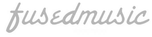 fusedmusic grey logo