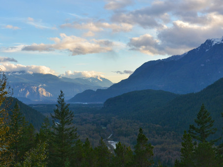 Things to do during Whistler's Off Season