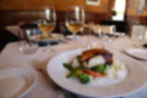 La Trav's Signature Dish Chilean Seabass