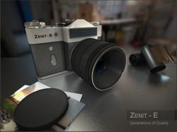 zent-E camera