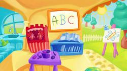 Toddler's Creative Zone