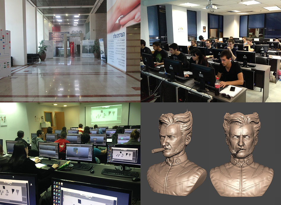 Animation School - Producing tomorrow's best character designers and 3D animators