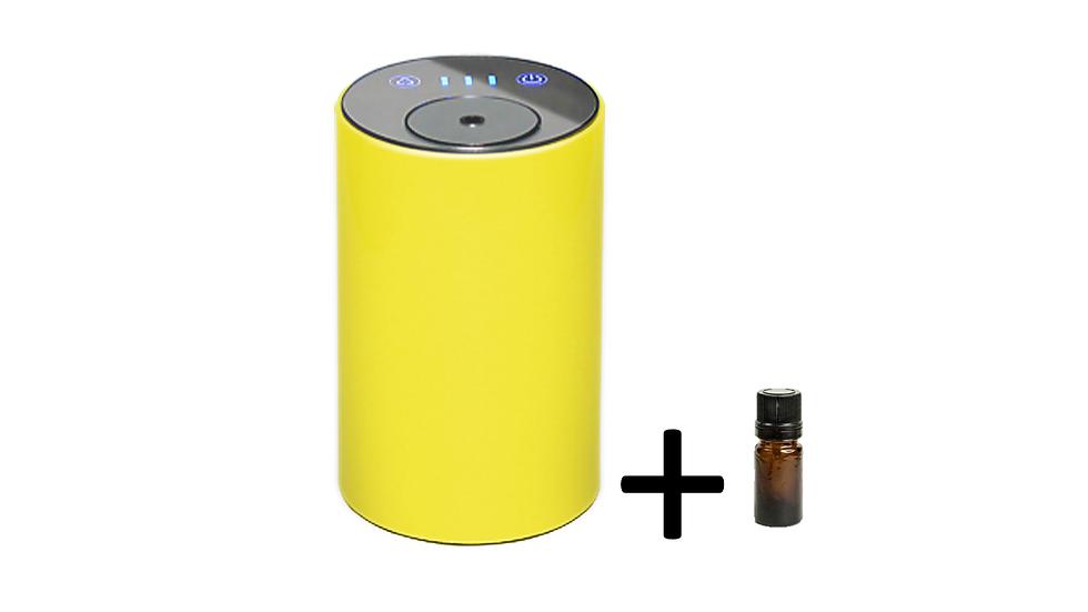 Diffuseur Sans-fil (+10ml d'huile essentielle)