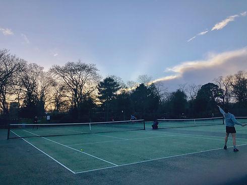 Victoria Park Tennis Court