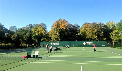 tennis courses and workshops