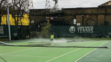 Court 4 Condition - Bethnal Green Gardens