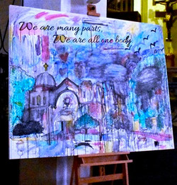 Fall Music Festival 2017 168 painting