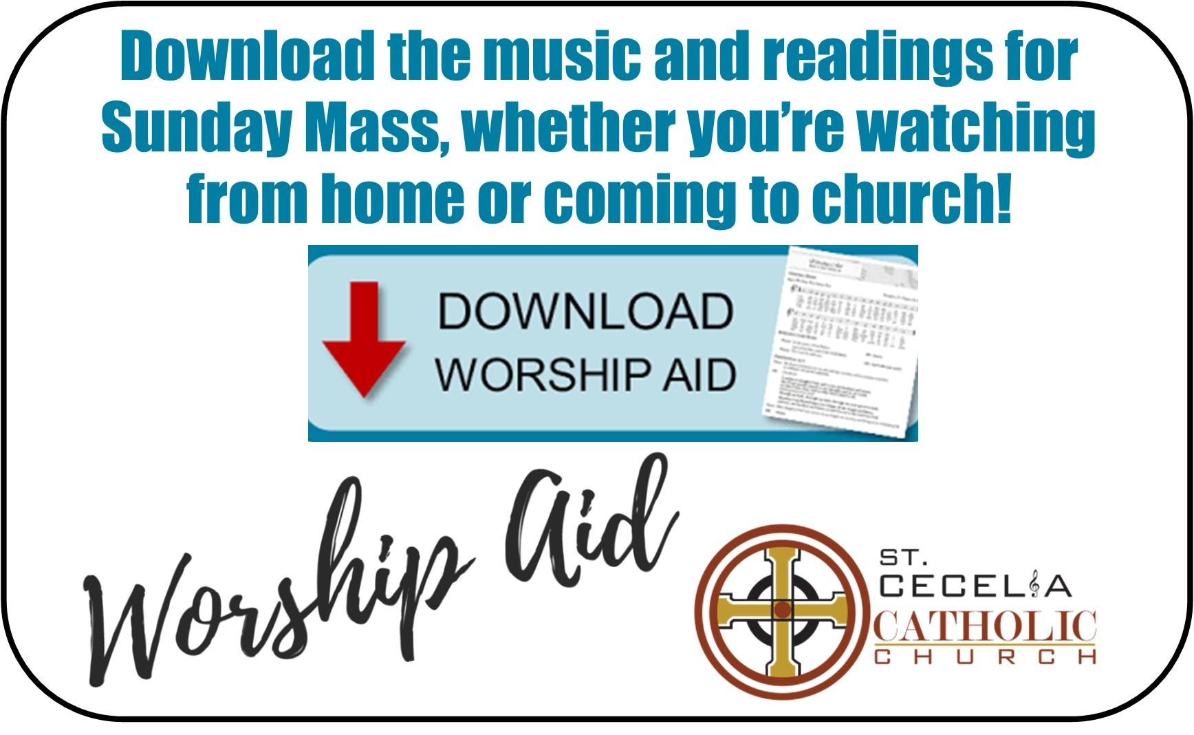 worship aide