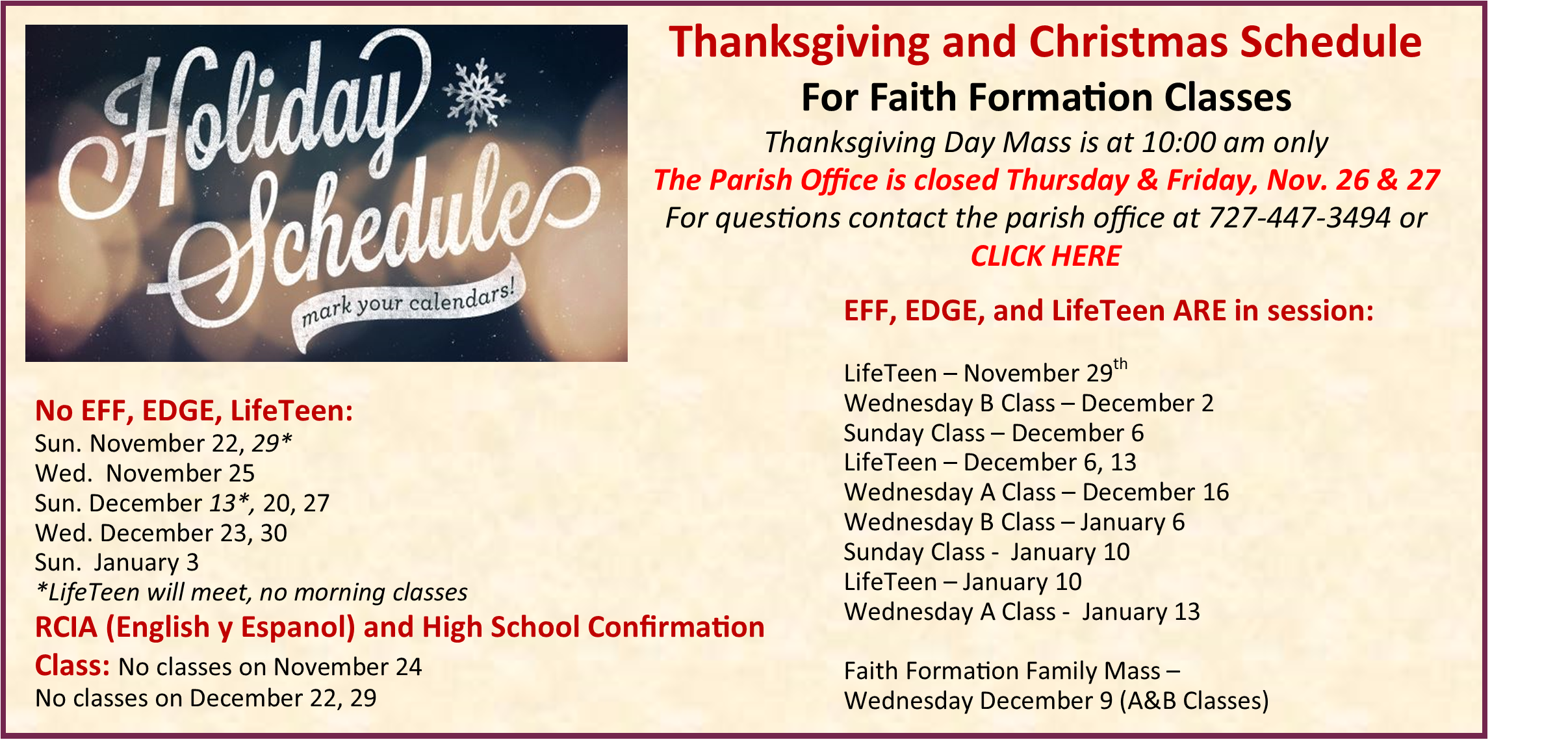 11-20-2020 holiday ff schedule
