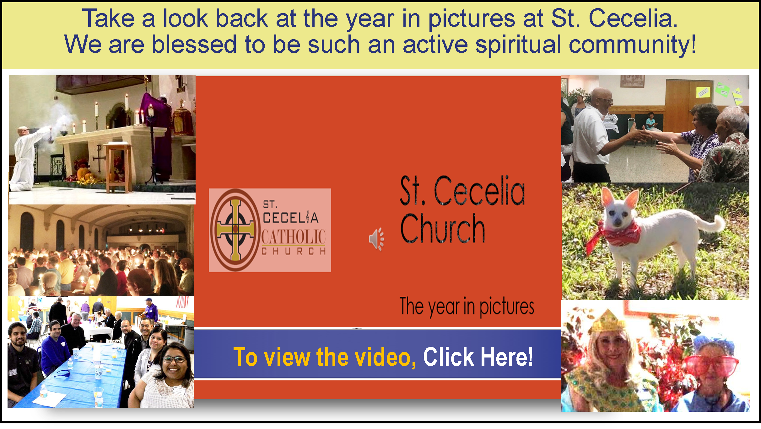 St  Cecelia Roman Catholic Church
