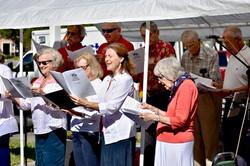 Fall Music Festival 2017 038 Adult choir