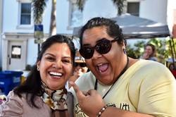 Fall Music Festival 2017 097 Yolanda and Jasmine