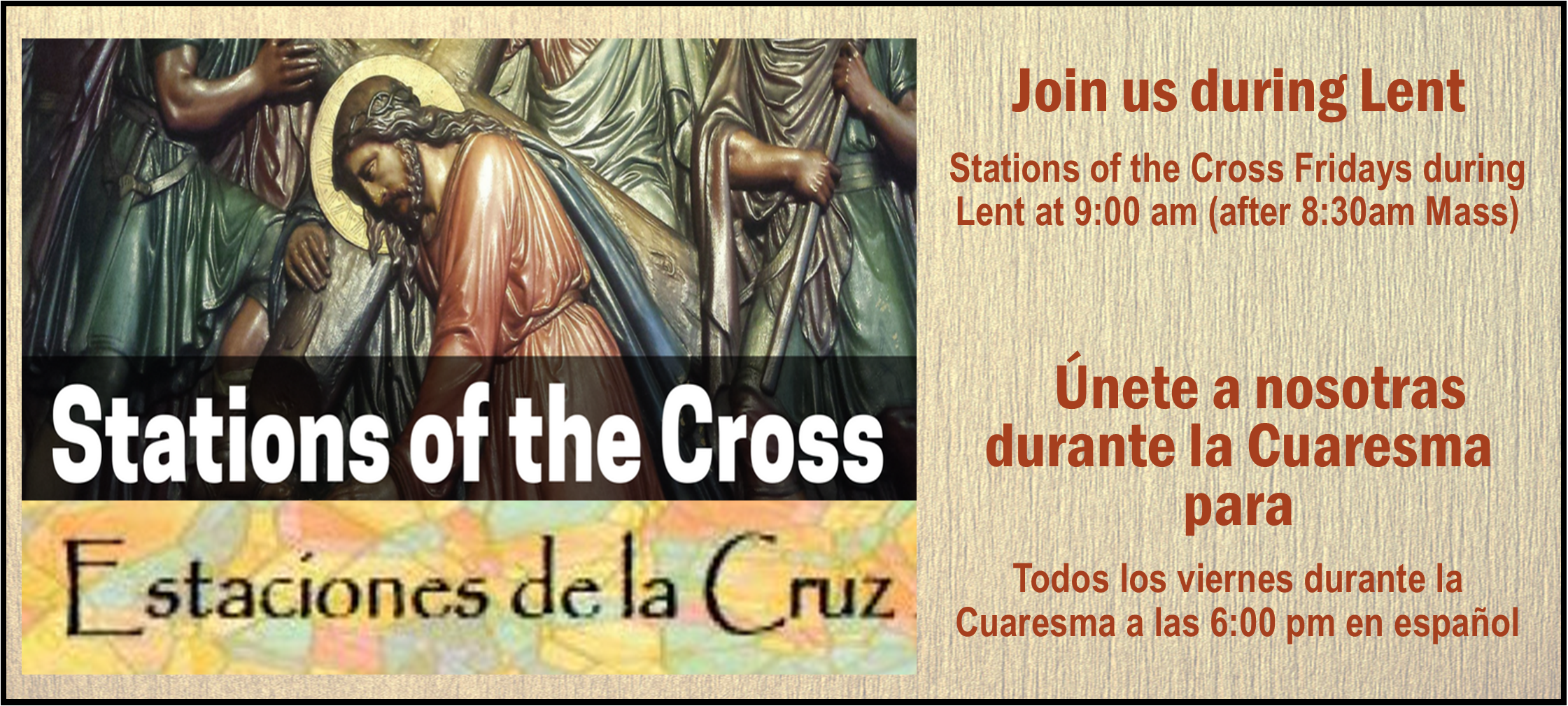 03-02-21 Stations of the Cross