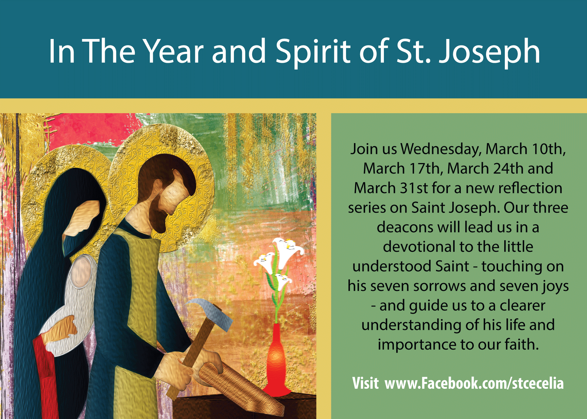 03-02-21 St.  Joseph Reflection Series