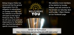 welcoming you web slider