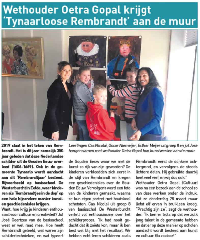 Tynaarlose Rembrandt
