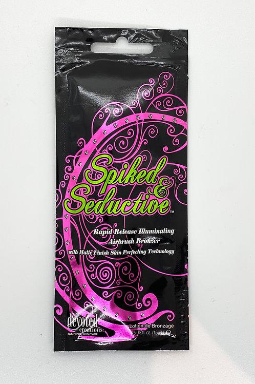 Spiked & Seductive - Bronzing lotion