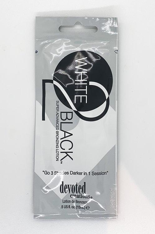 White 2 Black - Bronzing Lotion