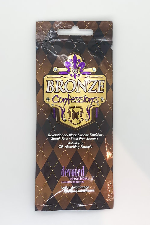 Bronze Confessions - bronzing lotion