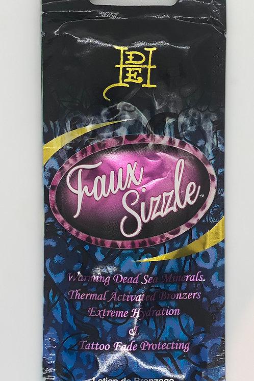 Faux Sizzle - bronzing Lotion