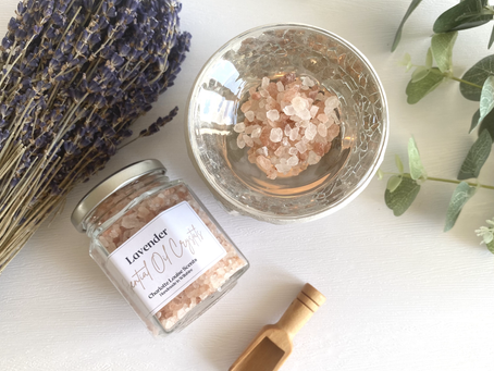 New: Essential Oil Crystals in stock