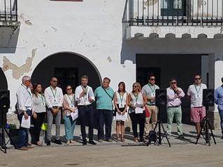Partido Local agradece la respuesta de los vecinos de Villanueva del Pardillo a la concentración con