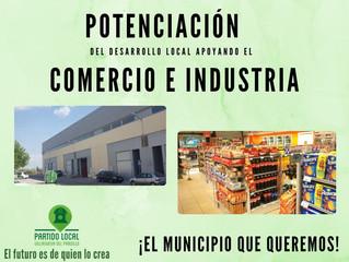 ¡El municipio que queremos! Décimo cuarto compromiso de gobierno: Potenciación del desarrollo local