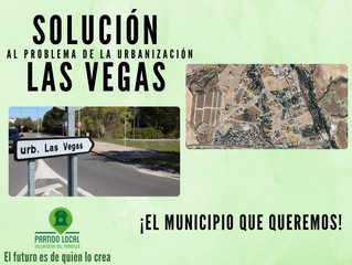 ¡El municipio que queremos! Décimo compromiso de gobierno: Solución al problema de la urbanización d