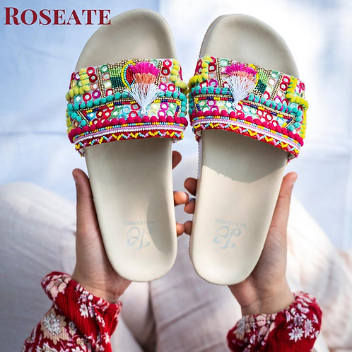 Roseate Multi Color Slider