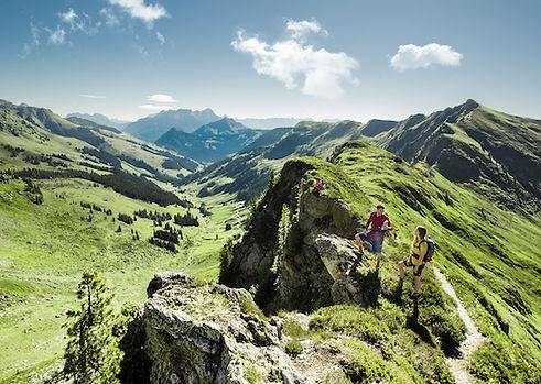 Wandern _ Hiking in Saalbach Hinterglemm