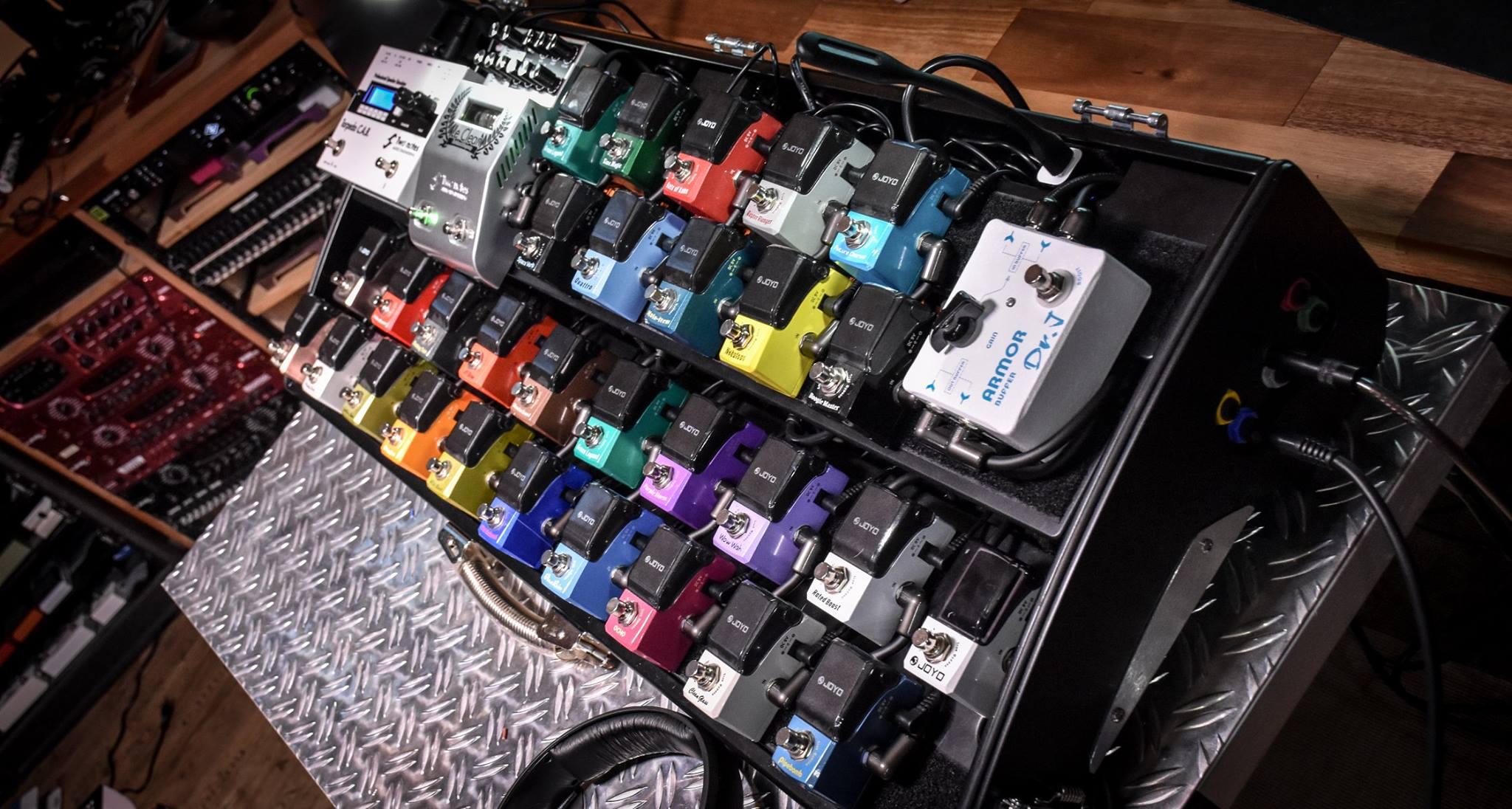 joyo pedals