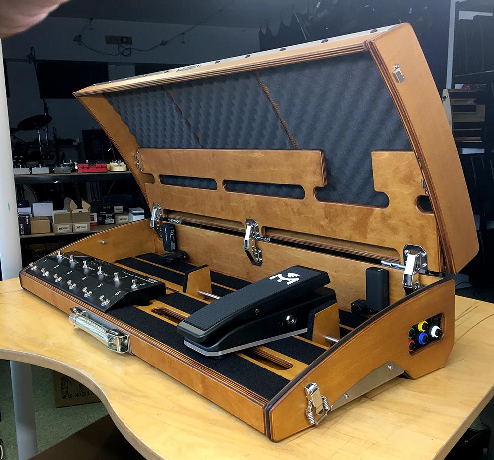 Schmidt Array Custom pedalboards