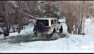 Snow Wheeling: 8 Lessons for Winter Adventurers