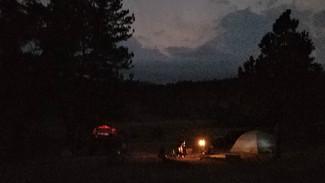Pingree Park Camping