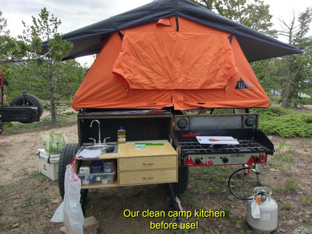 Camp Food Obsession: Walking Tacos
