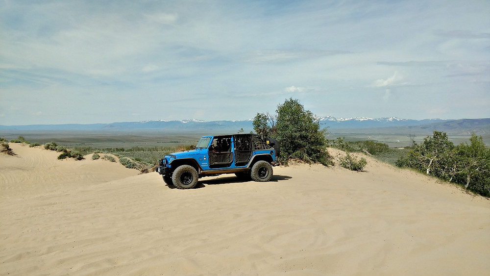 walden sand dunes