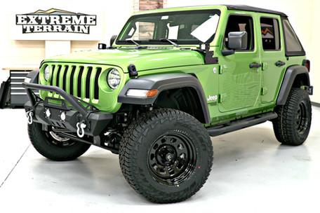 Daily Driven Jeep Wrangler JL Build