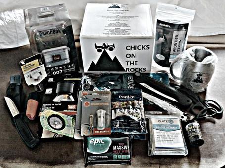Prep 101: Basic Survival Kit I
