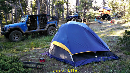 Car Camping Pack List (and, how to organize everything but the kitchen sink)