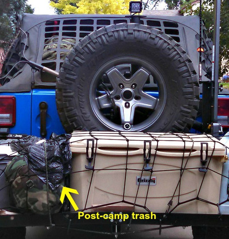 Greener Jeeping - Off-Road Care for the Environment
